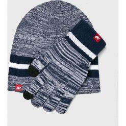 New Balance - Czapka + rękawiczki. Rękawiczki męskie marki FOUGANZA. W wyprzedaży za 99.90 zł.