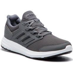 Buty adidas - Galaxy 4 F36162 Grefiv/Grefiv/Grefiv. Szare buty sportowe męskie Adidas, z materiału. Za 199.00 zł.