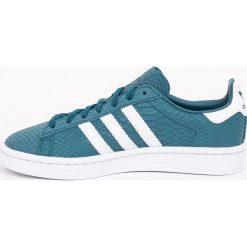 Adidas Originals - Buty Campus. Szare obuwie sportowe damskie adidas Originals, z materiału. W wyprzedaży za 269.90 zł.