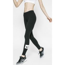 Nike Sportswear - Legginsy. Legginsy damskie Nike Sportswear, z bawełny. Za 99.90 zł.