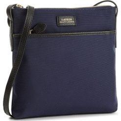 Torebka LAUREN RALPH LAUREN - Chadwick 431700400002 Navy. Niebieskie torebki do ręki damskie Lauren Ralph Lauren, z materiału. W wyprzedaży za 279.00 zł.
