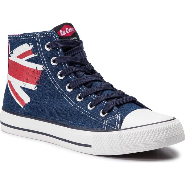 Trampki LEE COOPER High Cut 1 LCWL 19 530 041 Demen