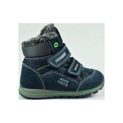 Primigi Buty Zimowe Chłopięce 23 Niebieskie. Niebieskie buty zimowe chłopięce Primigi. Za 229.00 zł.