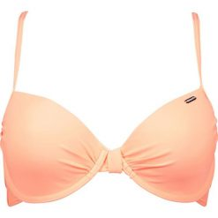 """Biustonosz bikini """"Sambozola"""" w kolorze brzoskwiniowym. Biustonosze Brunotti. W wyprzedaży za 65.95 zł."""