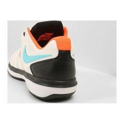 Nike Performance AIR ZOOM PRESTIGE CLY Obuwie do tenisa Outdoor phantom/bleached aqua/white. Trekkingi męskie Nike Performance, z materiału, outdoorowe. Za 419.00 zł.