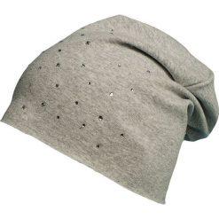 Dziecięca bawełniana czapka beanie W-30. Szare czapki dla dzieci Proman, z bawełny. Za 25.65 zł.