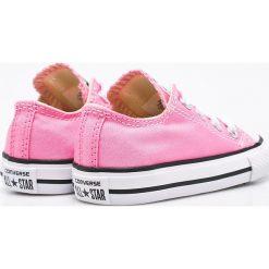 Converse - Tenisówki dziecięce. Trampki i tenisówki dziewczęce Converse, z gumy. W wyprzedaży za 139.90 zł.