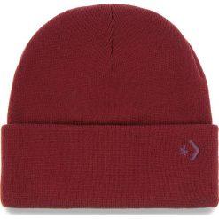 Czapka CONVERSE - 609867 Dark Burgundy. Czerwone czapki i kapelusze męskie Converse. Za 89.00 zł.