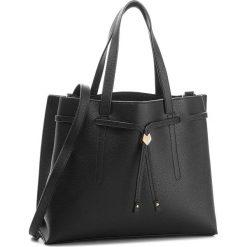 Torebka JENNY FAIRY - RH0616 Black. Czarne torebki do ręki damskie Jenny Fairy, ze skóry ekologicznej. Za 119.99 zł.