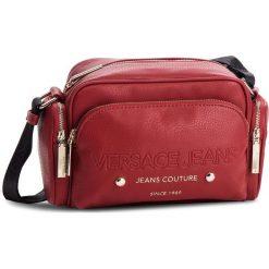 Torebka VERSACE JEANS - E1VSBBS4 70789 500. Czerwone listonoszki damskie Versace Jeans, z jeansu. Za 699.00 zł.