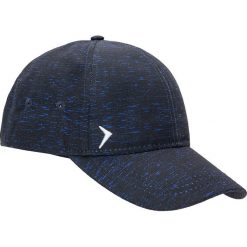 Czapka męska CAM600 - niebieski melanż - Outhorn. Niebieskie czapki i kapelusze męskie Outhorn. Za 29.99 zł.