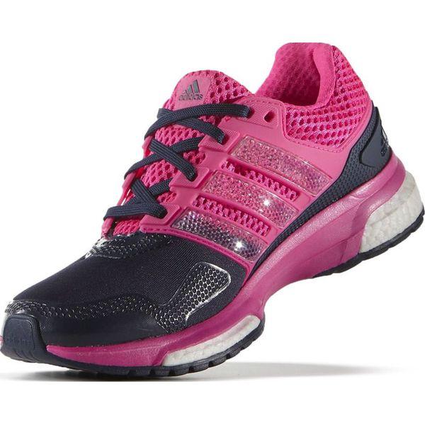 Adidas Buty damskie Response 2 Techfit czarno różowe r. 40 (S79378)
