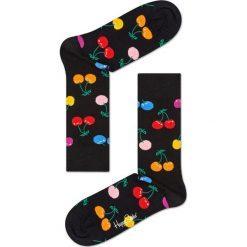 Happy Socks - Skarpety Cherry. Czerwone skarpety męskie Happy Socks. Za 39.90 zł.