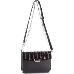 Torebka LORIBLU - I9B 9194 Vit.Grace Nero/Camos. Ner. Czarne torebki do ręki damskie Loriblu, ze skóry. W wyprzedaży za 1,509.00 zł.