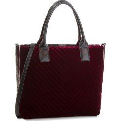 Torebka PINKO - Adams Shopping PLT01 1H20HP Y4PW  Velluto Trapuntato. Czerwone torebki do ręki damskie Pinko, z materiału. W wyprzedaży za 429.00 zł.