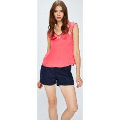 Etam - Top piżamowy Hestia. Różowe piżamy damskie Etam. W wyprzedaży za 79.90 zł.