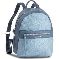 Plecak MONNARI - BAG2670-012 Blue. Niebieskie plecaki damskie Monnari, ze skóry ekologicznej. W wyprzedaży za 149.00 zł.
