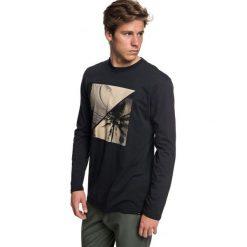 Quiksilver T-Shirt Męski Colonghtls M Tees kvj0 Czarny M. Bluzki z długim rękawem męskie marki Marie Zélie. W wyprzedaży za 99.00 zł.