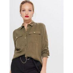 Zielone koszule damskie Kolekcja wiosna 2020 Chillizet.pl