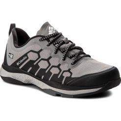 Buty COLUMBIA - ATS Trail FS38 OutDry BM2764 Tl Grey Stell/Steam 033. Szare buty sportowe męskie Columbia, z materiału. W wyprzedaży za 359.00 zł.