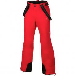 """Spodnie narciarskie """"Molini II"""" w kolorze czerwonym. Spodnie snowboardowe męskie marki WED'ZE. W wyprzedaży za 534.95 zł."""