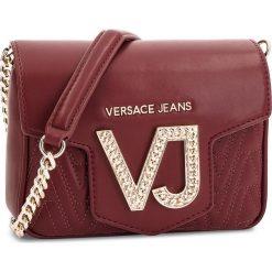 Torebka VERSACE JEANS - E1VSBBI2 70784 331. Czerwone listonoszki damskie Versace Jeans, z jeansu. Za 649.00 zł.