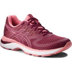 Buty ASICS - Gel-Pulse 10 1012A010 Cordovan/Cordovan 600. Czerwone obuwie sportowe damskie Asics, z materiału. W wyprzedaży za 289.00 zł.