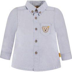 Koszula w kolorze błękitnym. Koszule dla chłopców marki bonprix. W wyprzedaży za 92.95 zł.