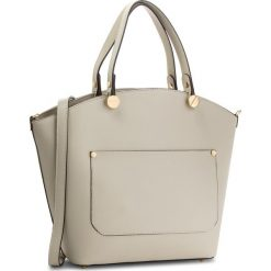 Torebka CREOLE - K10535  Beżowy. Brązowe torebki do ręki damskie Creole, ze skóry. W wyprzedaży za 249.00 zł.
