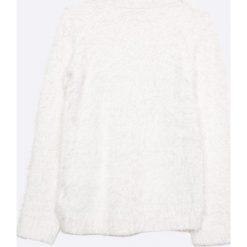 Name it - Sweter dziecięcy 122-164 cm. Swetry dla dziewczynek Name it, z dzianiny, z okrągłym kołnierzem. W wyprzedaży za 69.90 zł.