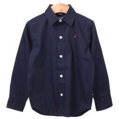 Nautica Koszula Chłopięca 122 Ciemnoniebieski. Koszule dla chłopców marki bonprix. Za 185.00 zł.