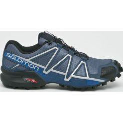 Salomon - Buty Speedcross 4. Szare buty sportowe męskie Salomon, z materiału. W wyprzedaży za 479.90 zł.