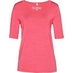 T-shirt z modalu bonprix jasnoróżowy. T-shirty damskie marki DOMYOS. Za 37.99 zł.