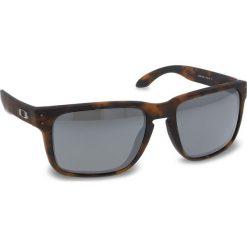 Okulary przeciwsłoneczne OAKLEY - Holbrook Xl OO9417-0259  Matte Brown Tortoise Prizm Black Iridium. Brązowe okulary przeciwsłoneczne damskie Oakley. W wyprzedaży za 479.00 zł.