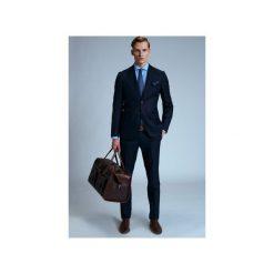 GARNITUR OXFORD. Niebieskie garnitury męskie Guns&tuxedos. Za 399.99 zł.