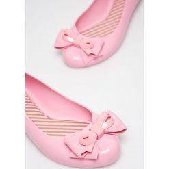 Zaxy - Baleriny. Różowe baleriny damskie Zaxy, z materiału. W wyprzedaży za 139.90 zł.