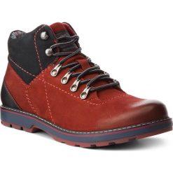 Trapery LASOCKI FOR MEN - MI07-A355-A206-01 Czerwony. Czerwone śniegowce i trapery męskie Lasocki For Men, z materiału. Za 229.99 zł.