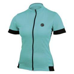 Etape Koszulka Rowerowa Donna Aqua S. Niebieskie koszulki sportowe damskie Etape. Za 129.00 zł.