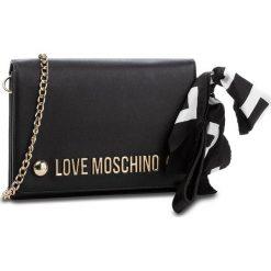Torebka LOVE MOSCHINO - JC4313PP06KU0000  Nero. Czarne torebki do ręki damskie Love Moschino, ze skóry ekologicznej. Za 589.00 zł.