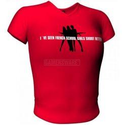 GamersWear SCHOOLGIRLS Top czerwona (M) ( 5108-M ). Czerwone t-shirty i topy dla dziewczynek GamersWear. Za 73.19 zł.