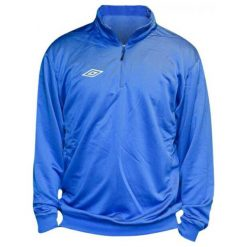 Umbro Bluza Adnan Trng 1/2 Zip Blue M. Brązowe bluzy sportowe męskie Umbro. W wyprzedaży za 69.00 zł.