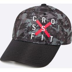Reebok - Czapka. Czarne czapki i kapelusze męskie Reebok. W wyprzedaży za 59.90 zł.