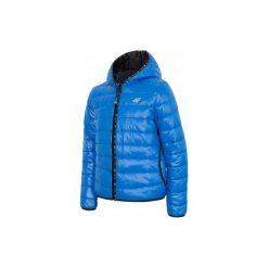 4F Kurtka Chłopięca J4Z17 jkum103 Niebieski 110. Niebieskie kurtki i płaszcze dla chłopców 4f, sportowe. W wyprzedaży za 139.00 zł.