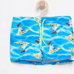 Kąpielówki - Niebieski. Kąpielówki dla chłopców Reserved. W wyprzedaży za 14.99 zł.