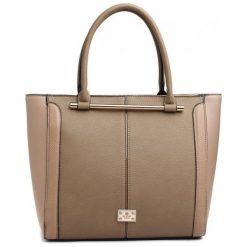 Bessie London Torebka Damska Raven, Beżowa. Brązowe torebki do ręki damskie Bessie London. Za 269.00 zł.