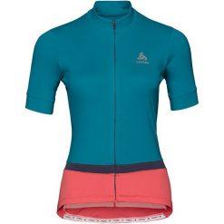 Odlo Koszulka Shirt full zip Fujin niebieska r. M. T-shirty damskie Odlo. Za 116.46 zł.