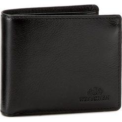 Duży Portfel Męski WITTCHEN - 21-1-019-1 Czarny. Czarne portfele męskie Wittchen, ze skóry. Za 299.00 zł.