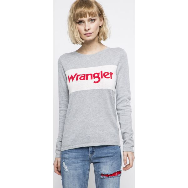 c67c041b4e Wrangler - Sweter - Swetry damskie marki Wrangler