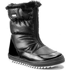 Śniegowce BARTEK - 27405/0G Czarny. Buty zimowe dziewczęce marki bonprix. W wyprzedaży za 209.00 zł.