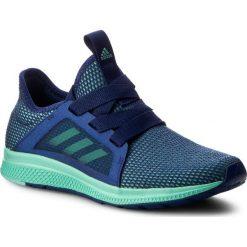 Buty adidas - Edge Lux W BW0411 Mysblu/Easgr. Niebieskie obuwie sportowe damskie Adidas, z materiału. W wyprzedaży za 279.00 zł.